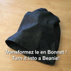 Ce transforme en bonnet