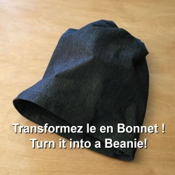 Turn it into a protective Beanie