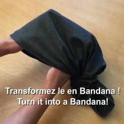 Ce transforme en bandana