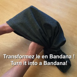 Turn it into a protective Bandana