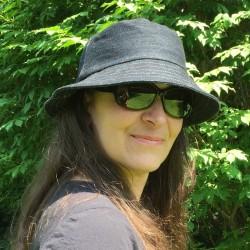 Chapeau soleil anti-ondes