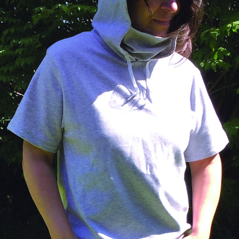 T-Shirt anti-ondes